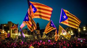 katalonien protest gegen gewalt zdfmediathek