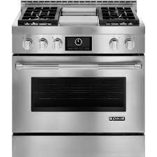 Gas Cooktop Sears Pro Style Gas Range With Griddle And Multimode Convection 36