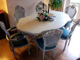 Shabby Chic Dining Table Set Style Shabby Chic Dining Table And Chairs Happy Birthday