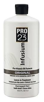 infusium for bleached hair amazon com infusium 23 orginal formula pro vitamin leave in hair