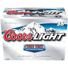 Buy Coors Light Beer 12 Fl Oz 36 Pack In Cheap Price On Alibaba Com