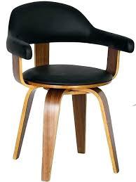 fauteuil bureau cuir bois fauteuil de bureau en cuir fauteuil de bureau cuir et bois chaise