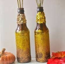 b is 4 diy fall recycled bottle decor tbc crafters