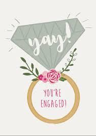 engagement congratulations card engagement card rustic engagement card congratulations card