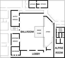 event center ballroom city of rocklin