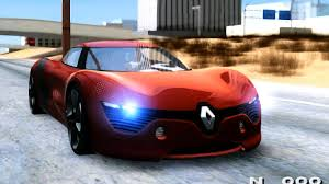 renault dezir wallpaper renault dezir concept gta mod youtube