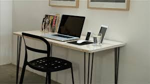 imac bureau kickstarter un bureau conçu pour le mac avec un dock iphone