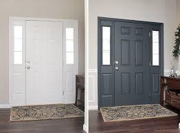 Front Door Interior Interior Front Door Color Ideas Painted Interior Front Door Giveaway