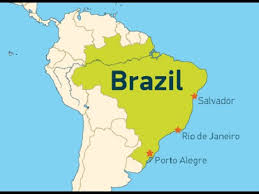 map of brazil map of brazil brazil trip hd