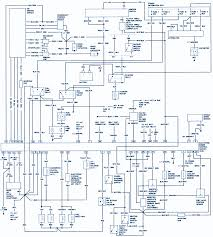 ford alternator wiring diagrams throughout courier diagram