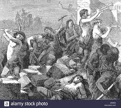 lysander destroying the walls of athens 404 bc peloponnesian war