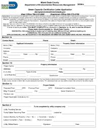 Sle Of Barangay Certification Letter Sewer Capacity Certification Letter Application 28 Images