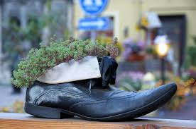 Cowboy Boot Planter by 31 Shoe And Boot Planter Ideas Photos