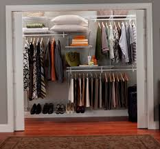hanging clothes without closet