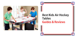 kids air hockey table best kids air hockey tables for 2018 guide and reviews