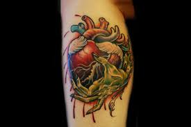 electric zombie tattoo pictures to pin on pinterest tattooskid