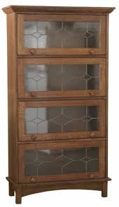 Lawyers Bookcase Oak Bookcases With Glass Doors Foter