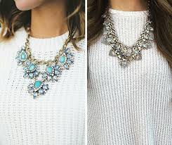 fashion jewelry statement necklace images 20 ways to wear statement necklaces png