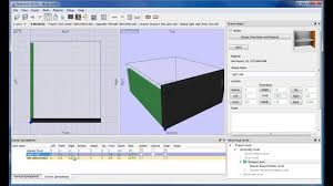 making a drawer with furniture design software youtube