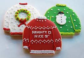 sweater cookies a guide to the cutest sweater cookies