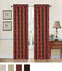 Waverly Curtain Panels Traditions By Waverly 14314052084cri Navarra Floral 52