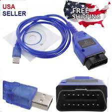 vag com cable audi vag com kkl 409 1 obd2 usb cable scanner scan tool audi vw seat