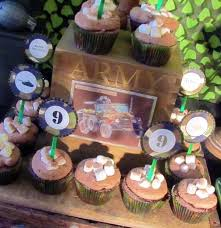 147 Best Army Party Images On Pinterest Army Party Birthday