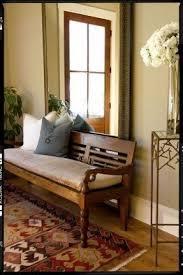 Antique Foyer Bench Teak Benches Foter