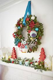 Outdoor Christmas Garland by 102 Best Welcoming Wreaths Images On Pinterest Creative Ideas