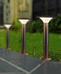 low voltage led column lights 12v led bollard garden l post pathway light 3w ip44 low voltage