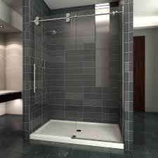 glass frameless shower doors frameless glass convertabath
