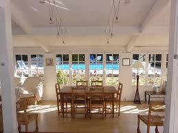 landes dining room rental villa vielle saint girons 8 people b321