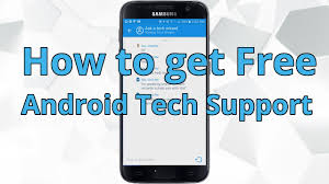 android tech support drippler how to get free android tech support