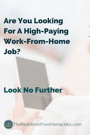 Jobs 90k by Best High Paying Work From Home Jobs Now Hiring