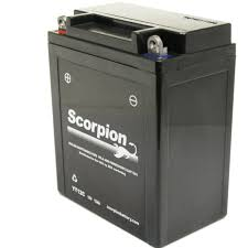 yt12c battery scorpion 12 volt motorcycle batteries