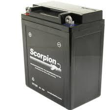 yt12c battery scorpion 12 volt motorcycle batteries