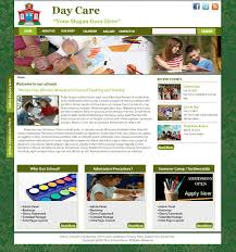 drupal day care and play template