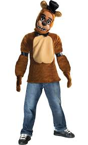 foxy costume boys foxy costume five nights at freddy s party city