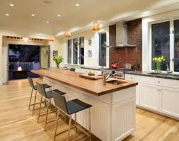 new kitchen with an island design cool home design gallery ideas 2750