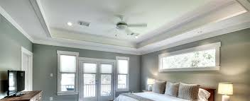 update your boring ceiling with tray ceilings using decorative