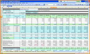 Free Excel Budget Spreadsheets 6 Budget Spreadsheets Expense Report