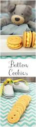 button cookies by the redhead baker
