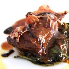 cuisiner de la joue de boeuf recette joue de bœuf à l oseille