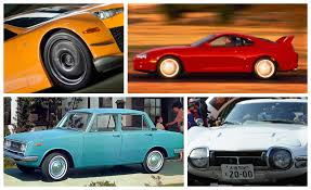 where is toyota made these are the 15 greatest toyotas built
