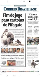 fifa corruption newspaper front pages business insider