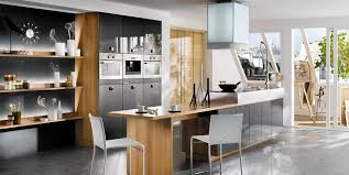 black and white kitchen designs from mobalpa