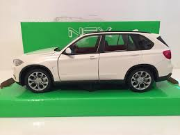 Bmw X5 White - welly bmw x5 white welly 24052w new 1 24 scale mcslots