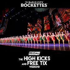 win free rockette s tickets for the spectacular at radio