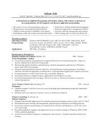 sle resumes for various jobs senior web applications developer sle job description web