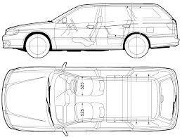 nissan 240sx drawing nissan car blueprints die autozeichnungen les plans d